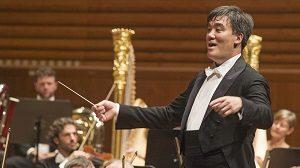 Dirigent Alan Gilbert c Georg Anderhub