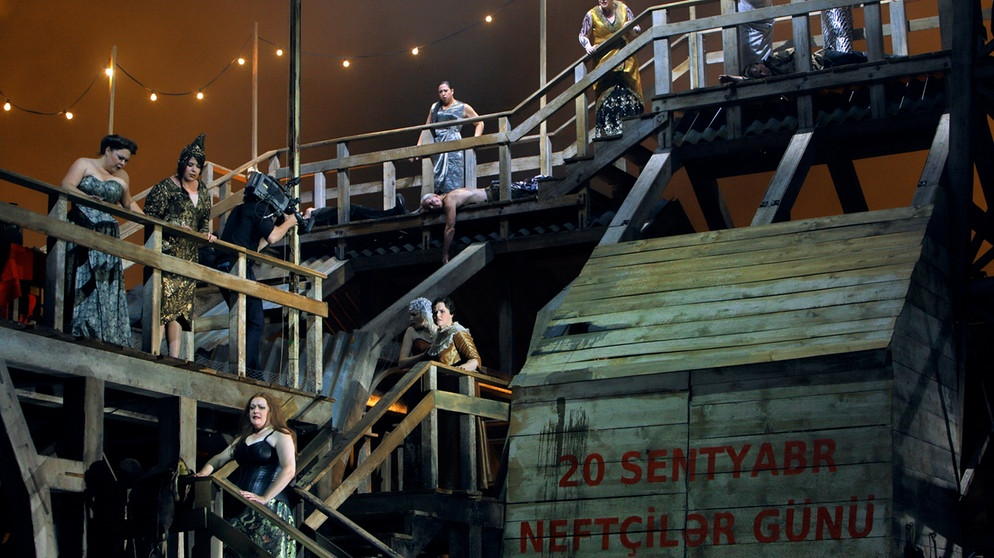 Bayreuther Festspiele, Die Walküre c Bayreuther Festspiele Enrico Nawrath