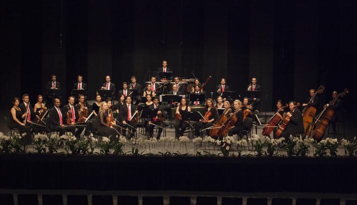 Verbier Festival Chamber Orchestra c Nicolas Brodard