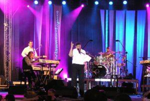 Al Jarreau in Polen Wroclaw 25. Juni 2006 c Cezary M. Kruk