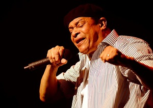 Al Jarreau in concert im KKL in Luzern