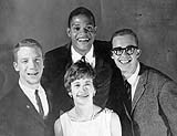 The Indigos Al Jarreau, Ann Hassler, Peter Bock, Duffy Farrand